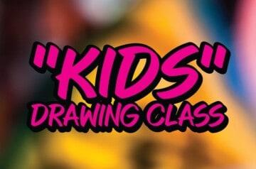 Museum of Graffiti - Kids Drawing Classes