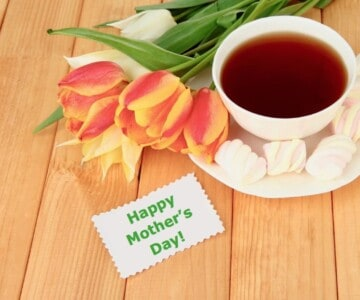 Tastebuds Kitchen - Mothers Day Tea