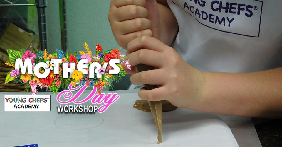 Young Chef Academy - Mothers Day2