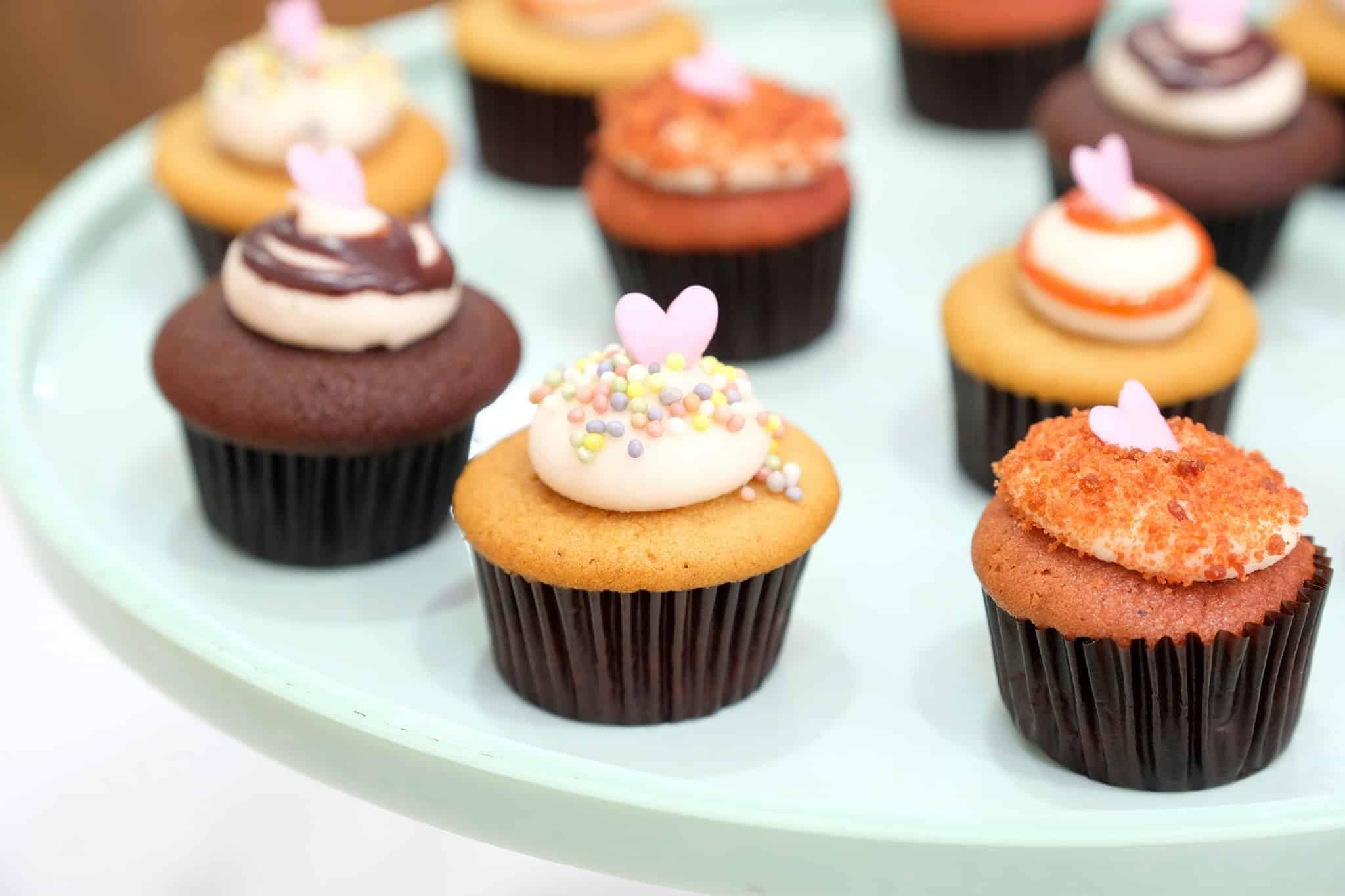 Bunnie Cakes - DIY Weekend Cupcake Experience2