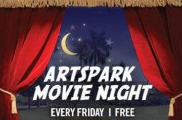 City of Hollywood - Movie Night