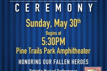City of Parkland - Memorial Day 2021