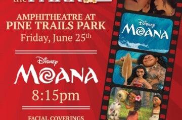 City of Parkland - Movies - Moana