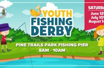 City of Parkland - Youth Fishing Derby