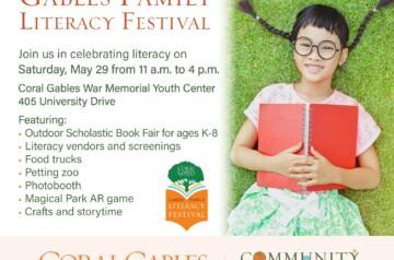 Coral Gables Parks - Literacy Festival2