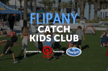 Flipany - Catch Kids Club