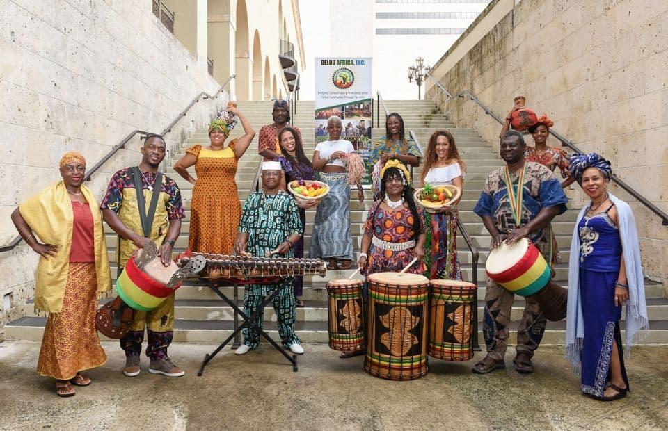History Miami - Dance Workshop - West Africa