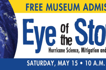 Museum of Discovery and Science - Eye of the Storm