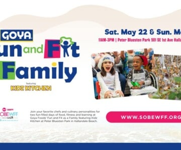SOBE WFF - Goya Fun and Fit Family