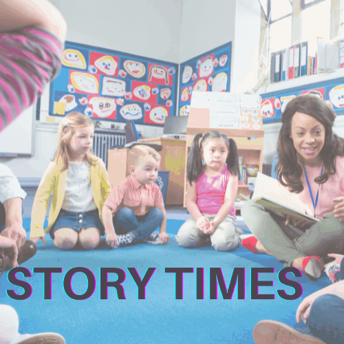 Storytime - Post