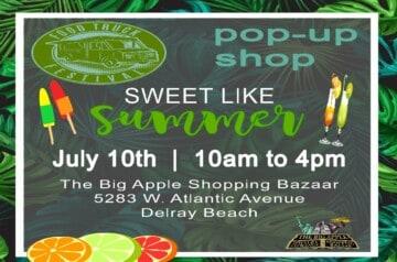 Big Apple Shopping Bazaar - Summer Pop-Up and Food Truck Festival