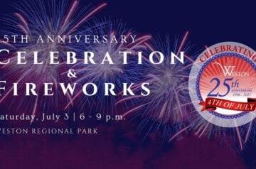 City of Weston - Celebration and Fireworks