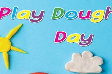 Festival Marketplace - Play Dough Day