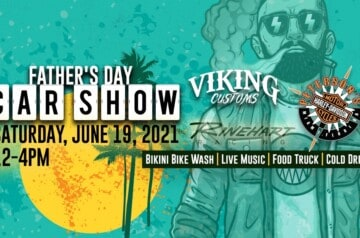 Harley Davidson Miami - Father Day Weekend Car Show