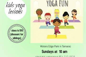 Kids Yoga With Kathy -