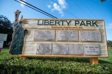 Liberty Park - Parkland - location1