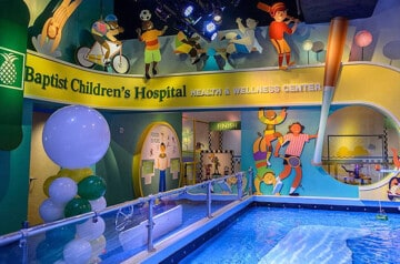 Miami Childrens Museum - Health and Wellness Area