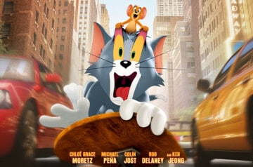 Screen on Green - Tom and Jerry