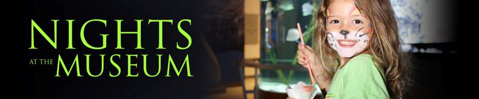 South Florida Science and Aquarium - Nights At The Museum