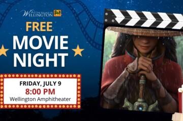 Wellington Parks - Movie Night - Last Dragon
