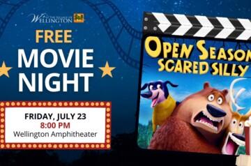 Wellington Parks - Movie Night - Open Season