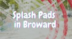 splash pads in broward