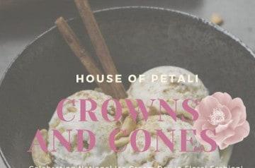 Crowns and Cones Garden Social