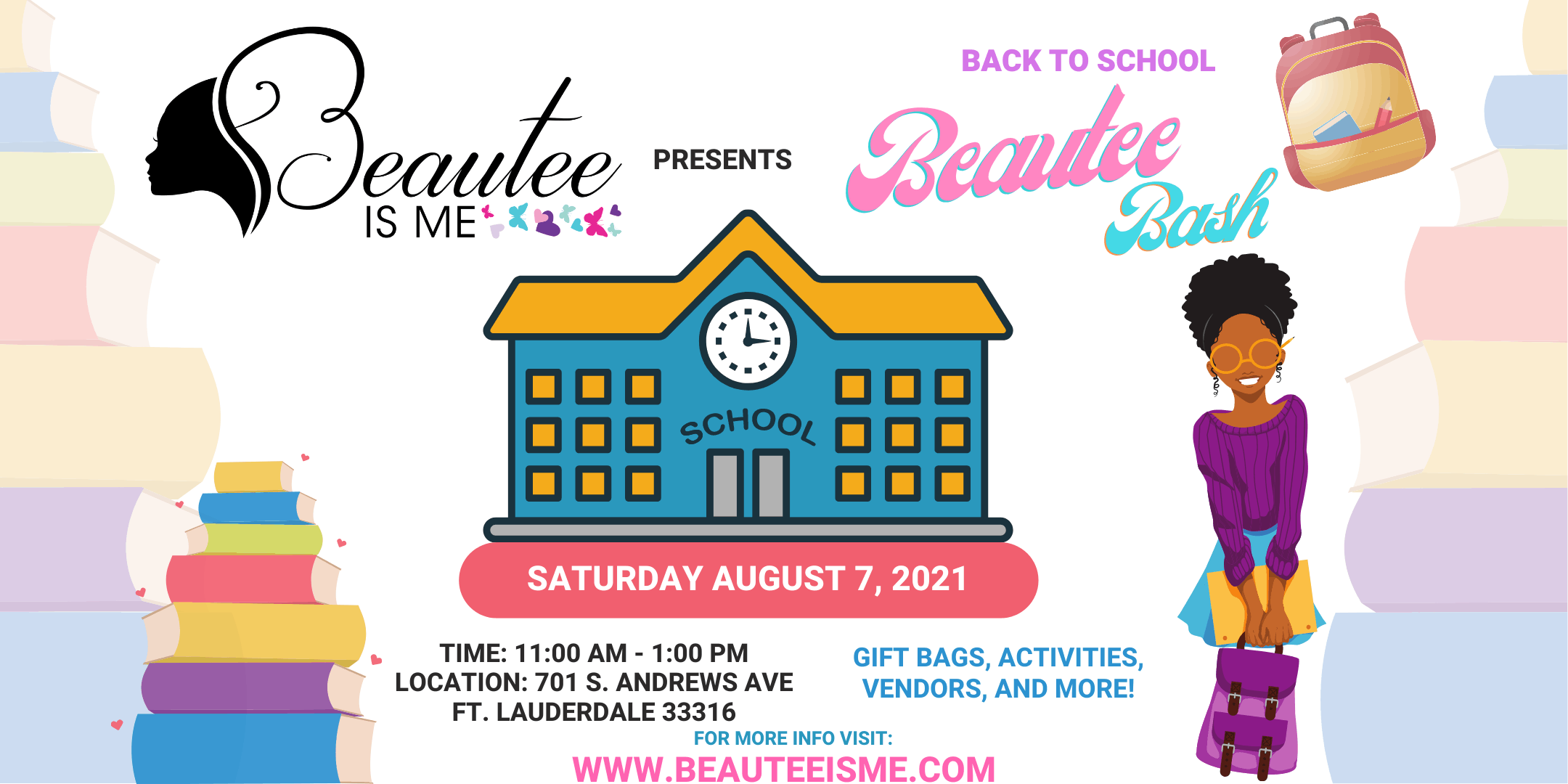 Back to School Beautee Bash