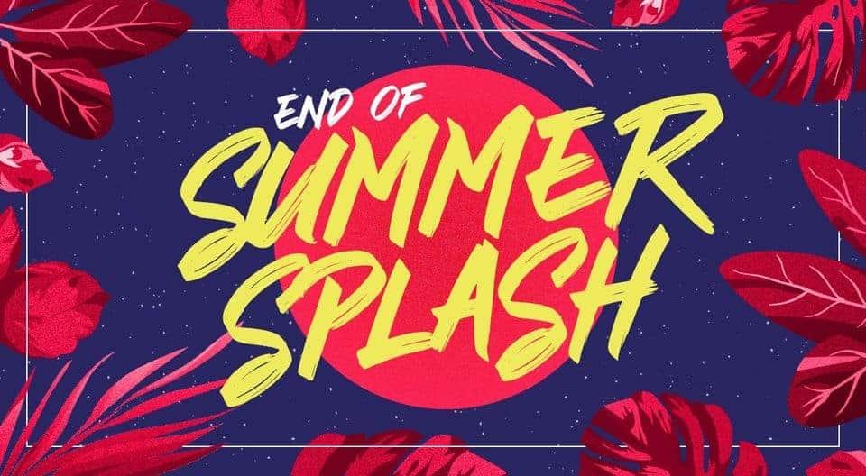 Christian Life Center - End of Summer Splash