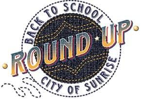 City of Sunrise - Back To School Round-Up