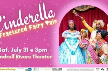 Fantasy Theatre - Cinderella - A Fractured Fairy Tale2