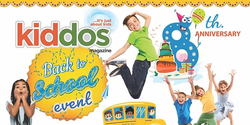 Kiddos Magazine - Back To school