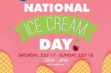 Miami Childrens Museum - Ice Cream Giveaway2021