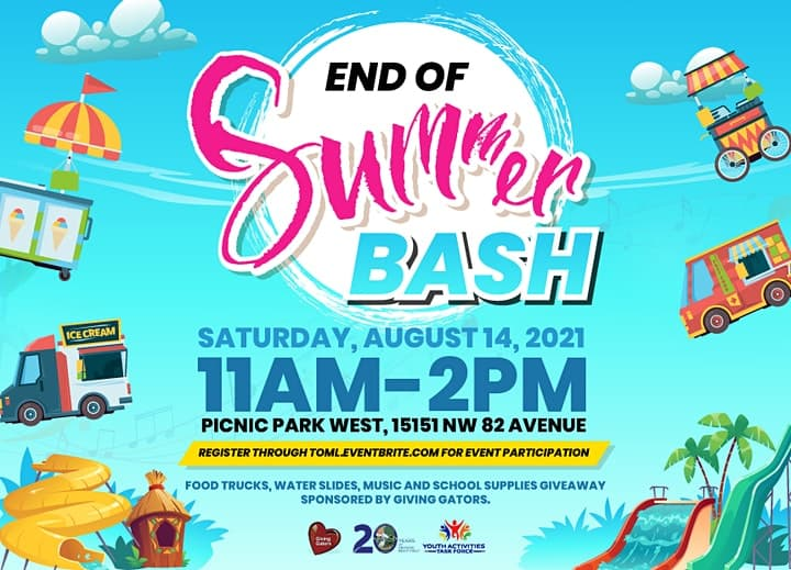 Miami Lakes - End of Summer Bash