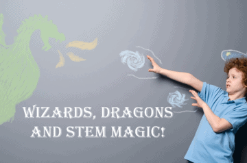 Museum of Discovery and Science - Wizards, Dragons and STEM Magic