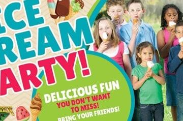 Premier Kidz Foundation - Parents Night Out - Ice Cream Party