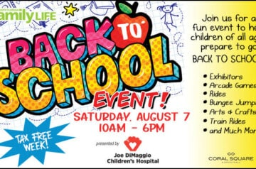 South Florida Family Life - Back To School Event