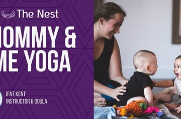 The Nest - Mommy and Me Yoga