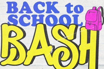 Vous Church - Back To School Bash