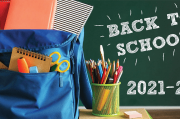 Family Fun Day - Back to School Giveaway
