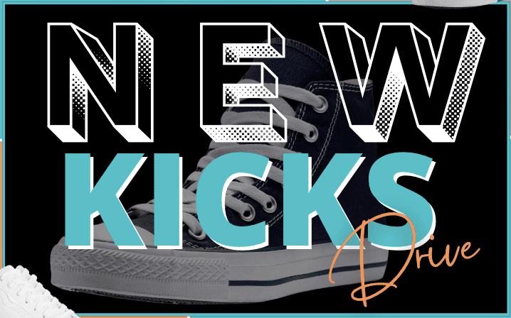 New Kicks Drive Giveaway