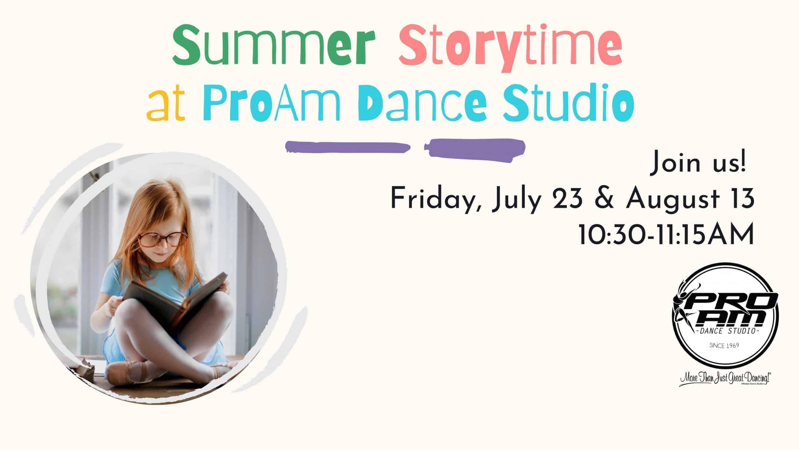 ProAm - Storytime