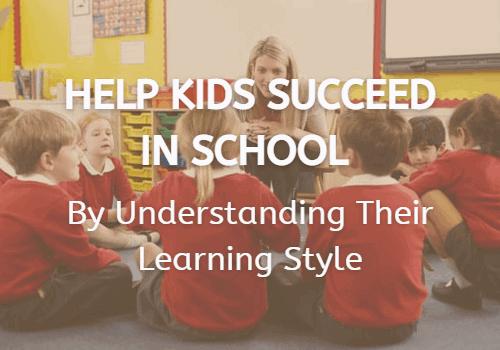 Kids Learning Styles