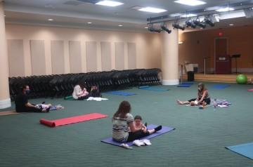 Mandel Public Library - Itsy Bitsy Yoga2