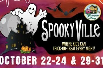Yesteryear Village - Spookyville 2021