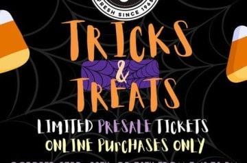 Berry Farms - Halloween Extravanga Tricks or Treats