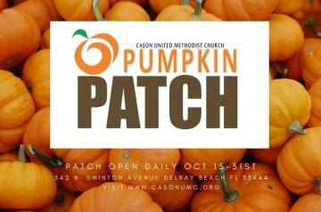 Cason United - Pumpkin Patch - 2021