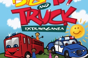 City of Fort Lauderdale - Big Toy Truck Event