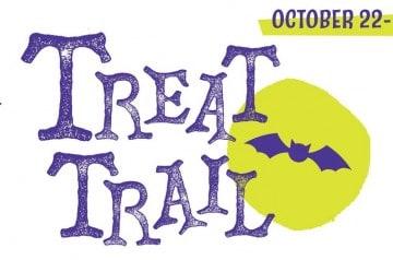Downtown Palm Beach Gardens - Halloween Treat Trail - 2021