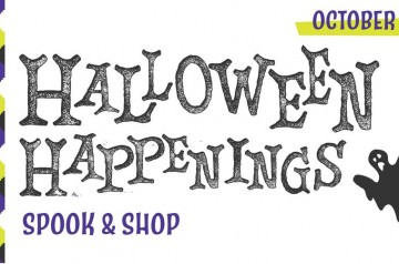 Downtown Palm Beach Gardens - Spook and Shop